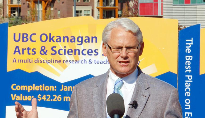 BC Premier Gordon Campbell