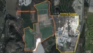 Land to expand