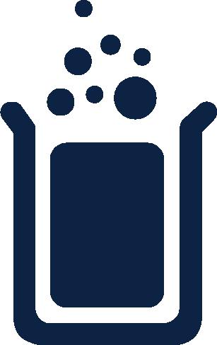 Beaker icon.