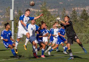 heat vs thunderbirds men's soccer