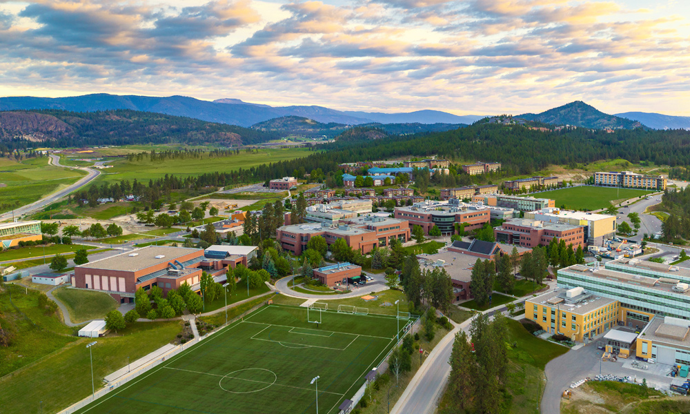 Maps, Direction & Tours - UBC\'s Okanagan Campus