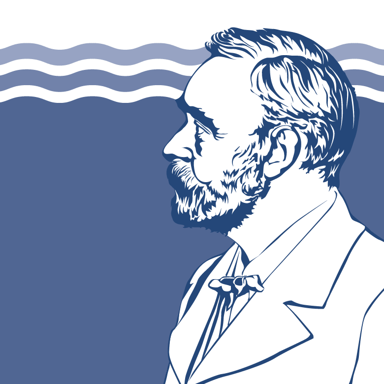 Alfred Nobel illustration