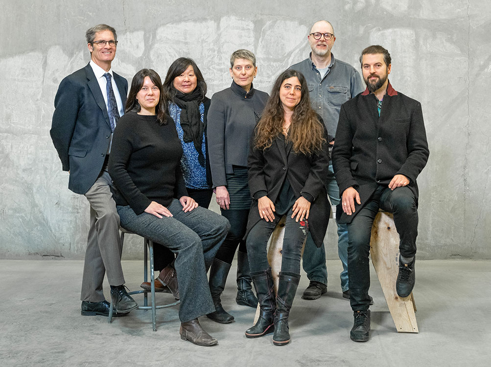 Researchers from Faculty of Creative and Critical Studies