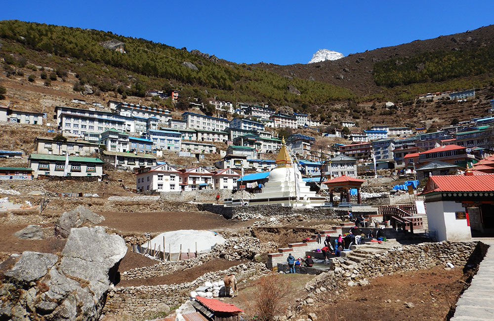 Guesthouses in Namche Bazar