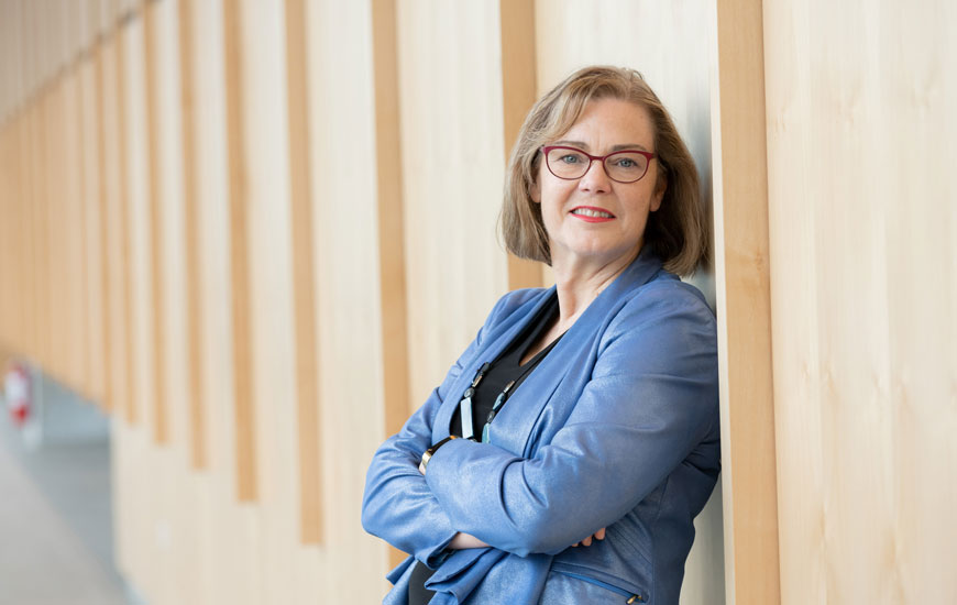 Lesley Cormack becomes Deputy Vice-Chancellor in July 2020
