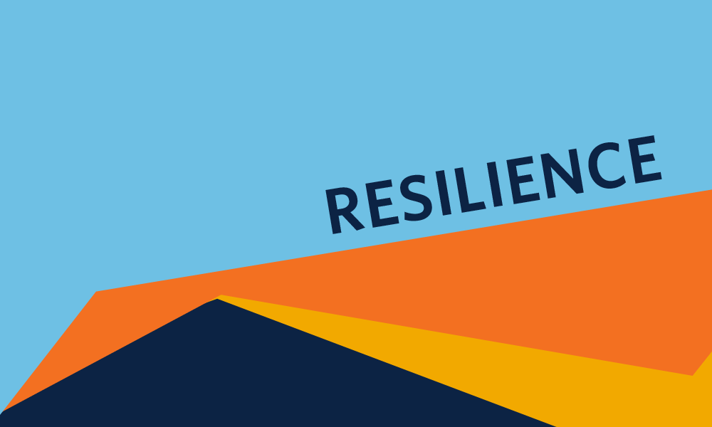 graphic with resilience
